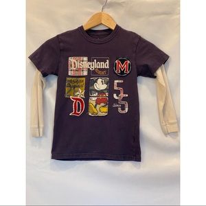Disney Disneyland Resort Thermal Tee w/ Mickey